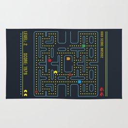 Pacman Rug