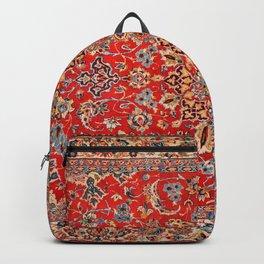 Soft Effects Oriental Rug Glamping She-Shed Elegant Boho Backpack