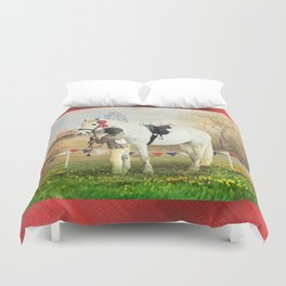 First Prize Duvet Cover