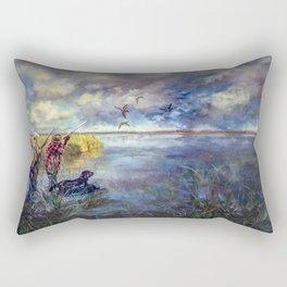 Hunters Rectangular Pillow