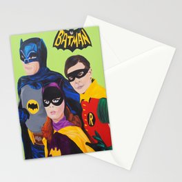Bat Trio 66 Stationery Cards