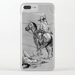 Snitch Clear iPhone Case