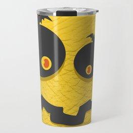 Scary Halloween Travel Mug