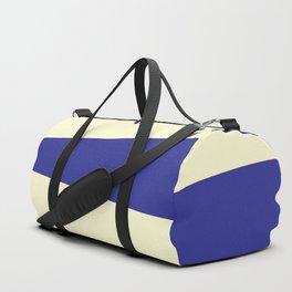 BLUE CIRCUS DREAM #blue #circus #minimal #art #design #kirovair #buyart #decor #home Duffle Bag