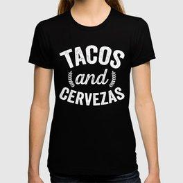 Tacos Cervezas T-shirt