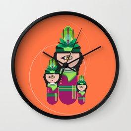 Thai Wall Clock