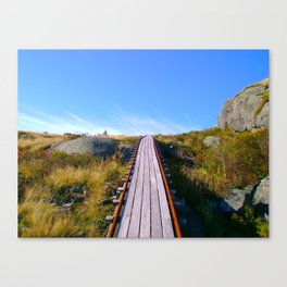 Monhegan Island Canvas Print