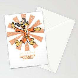 Hong Kong Phooey Retro Japanese Stationery Cards