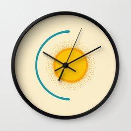 Ra. Wall Clock