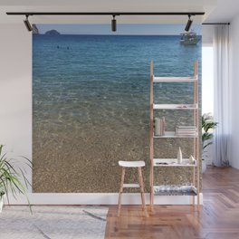 Ocean WaterColors Wall Mural