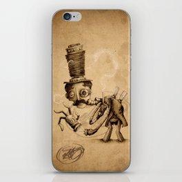 #14 iPhone Skin