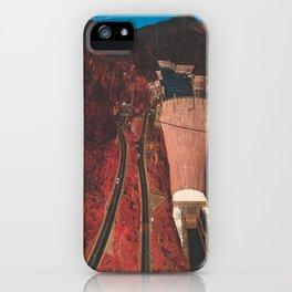 A Cross Fire iPhone Case