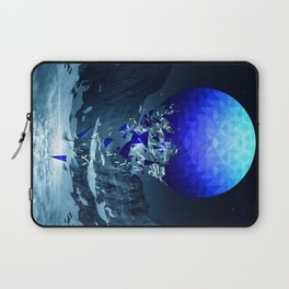 Fall To Pieces II Laptop Sleeve