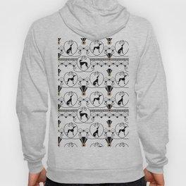 Deco Greyhound Hoody