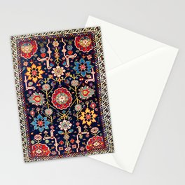 Shirvan Caucasian Afshan Rug Stationery Cards