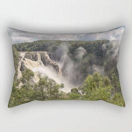 Barron Falls in Queensland Rectangular Pillow