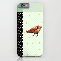 Une poule Slim Case iPhone 6s