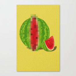 Censored ♀ Canvas Print