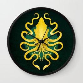 Kracken Wall Clock