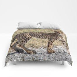 Cheetah Cub 4 Comforters