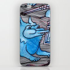 THE PENCALS iPhone & iPod Skin