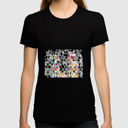 Many colors of being T-shirt