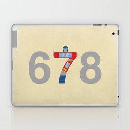 Prime Number Laptop & iPad Skin