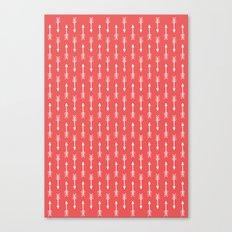 Arrow Pattern Canvas Print
