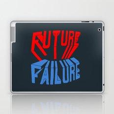 future failure hand lettering Laptop & iPad Skin