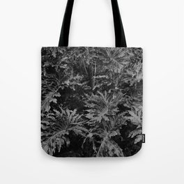 leavs Tote Bag