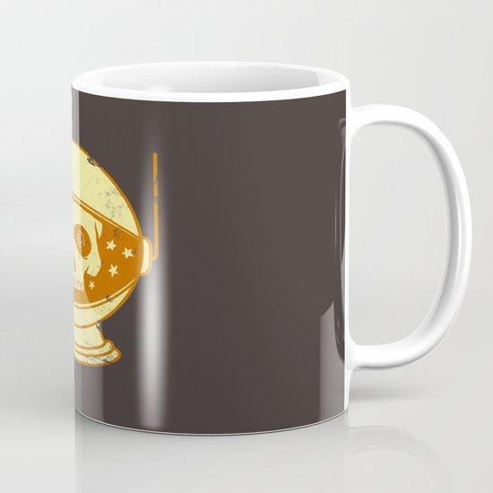 Intergalactic Cotton Buds Mug