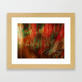 Holiday Happiness Framed Art Print
