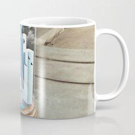 New York City Glass Dome Coffee Mug