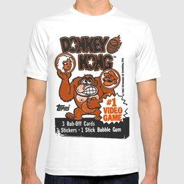 DK trading card pack T-shirt
