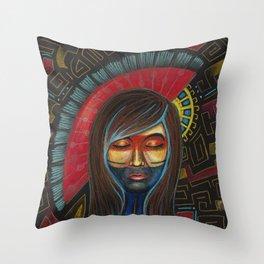 DreamWalker Throw Pillow