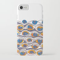 peacock iPhone & iPod Cases featuring peacock by colli1.3designs