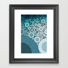 Percolate #5 Framed Art Print
