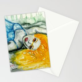 beautiful creature Stationery Cards