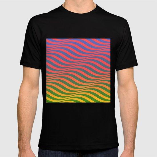 Waves#6 T-shirt