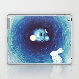 Down The Rabbit Hole Laptop & iPad Skin