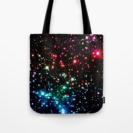 Rainbow galaxY Tote Bag