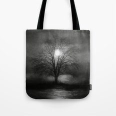 Black and White - Beautiful inspiration Tote Bag