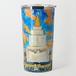 Oakland California LDS Temple Travel Mug