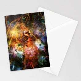 Between Worlds Stationery Cards