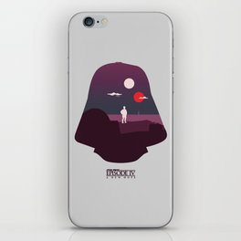 A New Hope iPhone Skin