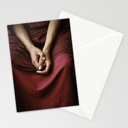 Calm Monk Stationery Cards