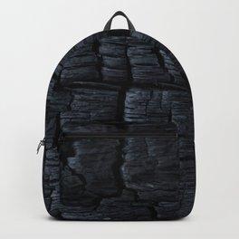 Charred Backpack