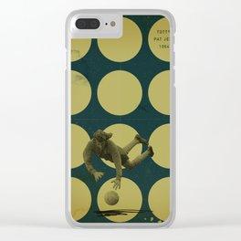 Tottenham - Jennings Clear iPhone Case