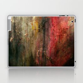 Fall Abstract Acrylic Textured Painting Laptop & iPad Skin
