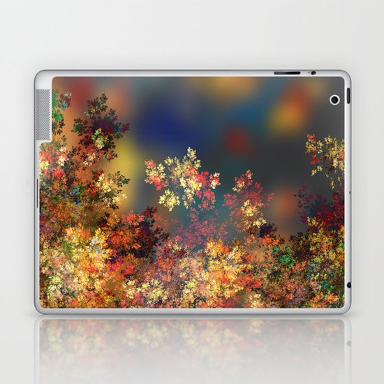 A Beautiful Summer Afternoon Laptop & iPad Skin